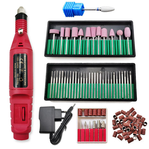Electric Nail Drill Machine Pro - Trendz Again