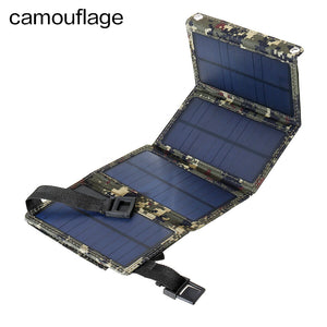 Portable Solar Panel Charger - Trendz Again
