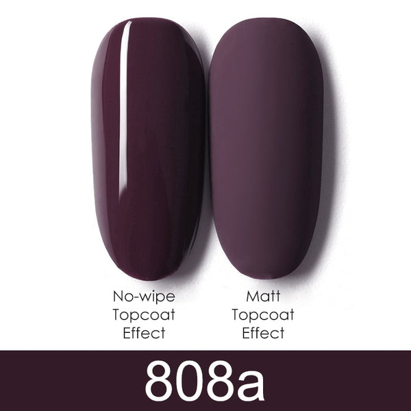 #86102 GDCOCO 2020 New Arrival Primer Gel Varnish Soak Off UV LED Gel Nail Polish Base Coat No Wipe Top Color Gel Polish