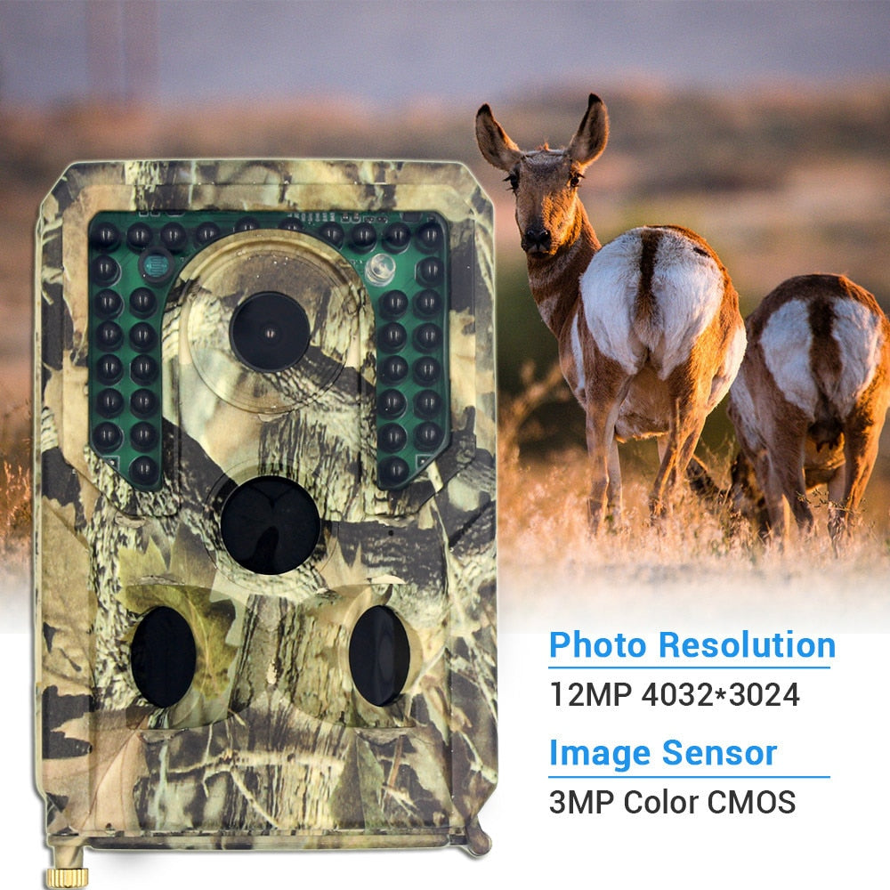 Clear Vision Trail Camera - Trendz Again
