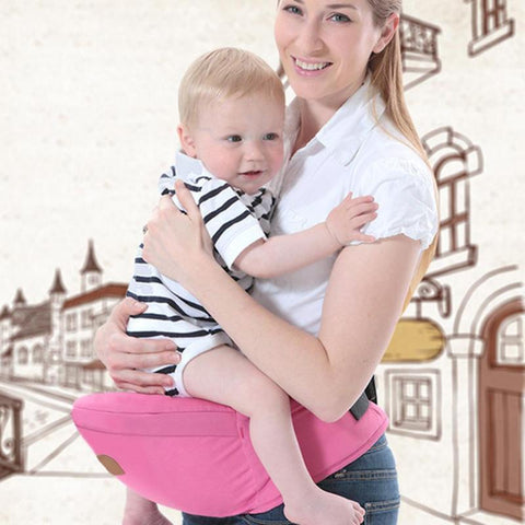 Hip-Waist Baby Carrier