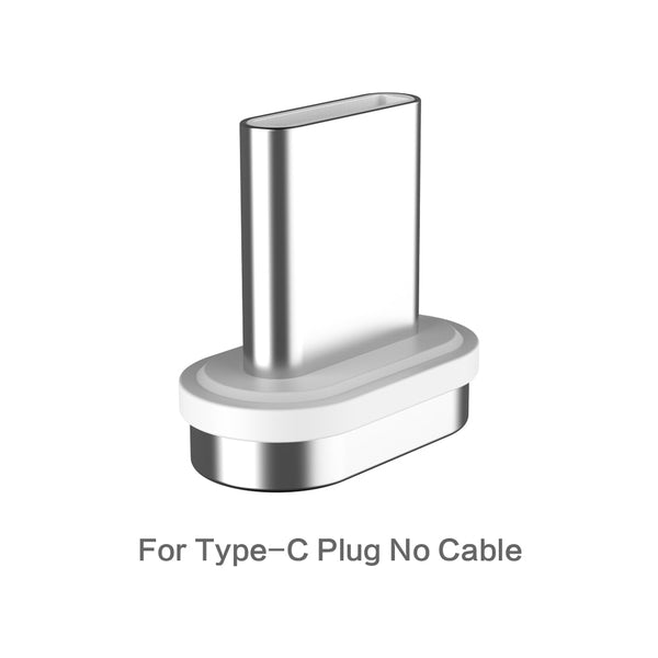 FLOVEME Magnetic Cable Micro USB Type C For iPhone12 Lighting Cable 1M 3A Fast Charging Wire Type-C Magnet Charger Phone Cable