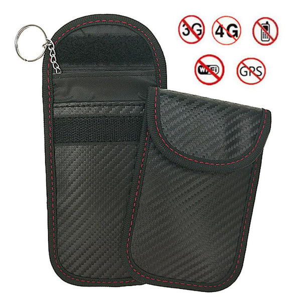 New Car Key Storage Case Signal Blocker Anti-hacking Protector