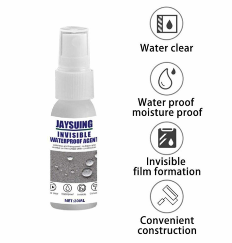 Mighty Sealant Spray Anti-Leaking Sealant Agent Leak-trapping Repair Spray Waterproof Glue Super Strong Bonding Spray