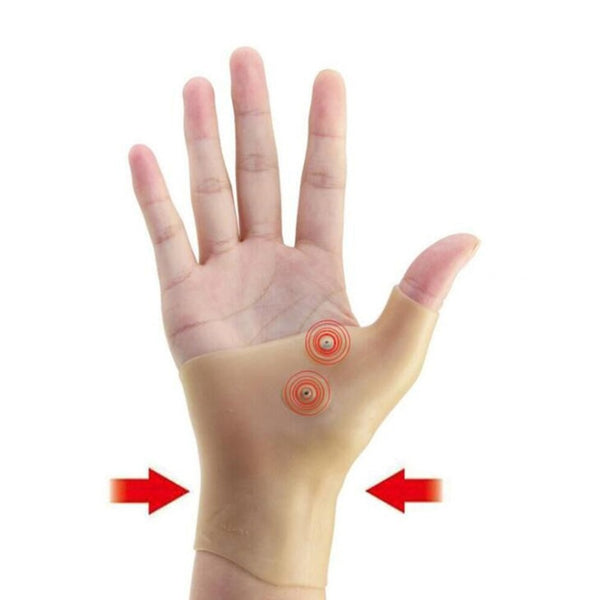 Magnetic Therapy Thumb/Wrist Glove - Trendz Again