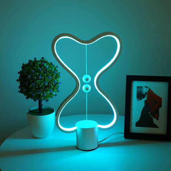 7 Colors Heng Balance LED Night Light USB Powered Lamp - Trendz Again