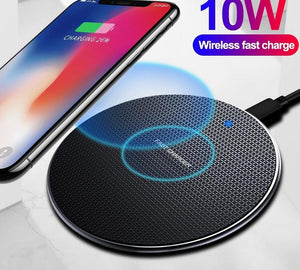 Fast Wireless Charger For Samsung Galaxys - Trendz Again