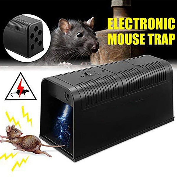 Electronic Rodent Shock Trap - Trendz Again