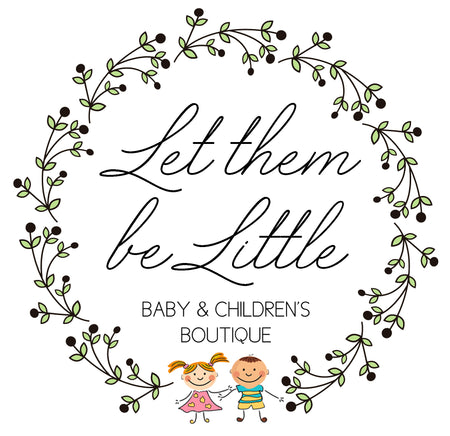 Let Them Be Little, A Baby & Children's Boutique
