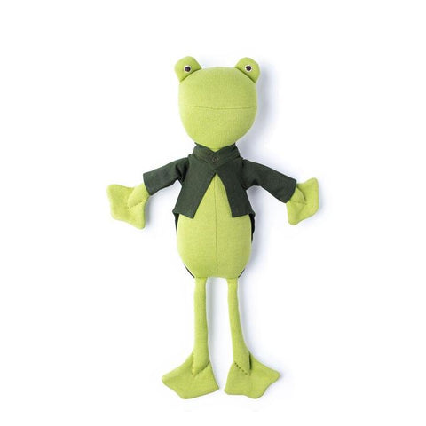 Hazel Village Animal - Lewis Toad in Tailcoat