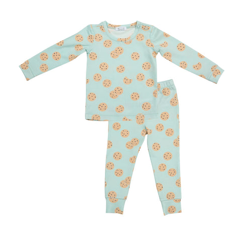 Angel Dear 2 Piece PJ Set - Cookies