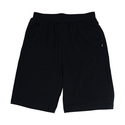 Sweet Bamboo Classic Boy Shorts - Blazing Black