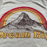 Rivet Apparel Short Sleeve Tee - Dream Big - Let Them Be Little, A Baby & Children's Boutique