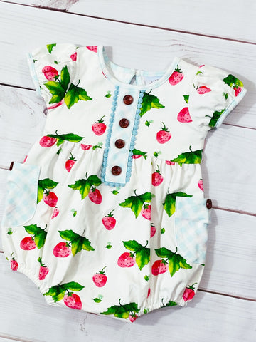 Swoon Baby Prim Pocket Bubble - SBS 2134 - Let Them Be Little, A Baby & Children's Boutique