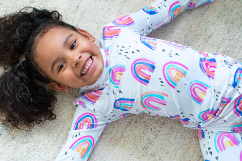 Birdie Bean 2 Piece PJ Set - Raegyn - Let Them Be Little, A Baby & Children's Clothing Boutique