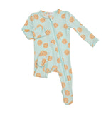 Angel Dear Zipper Footie - Cookies - Let Them Be Little, A Baby & Children's Boutique