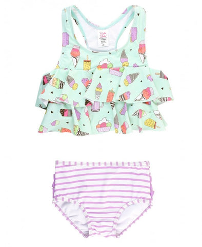 RuffleButts Ruffle Bikini - Anything is Possible - Let Them Be Little, A Baby & Children's Clothing Boutique