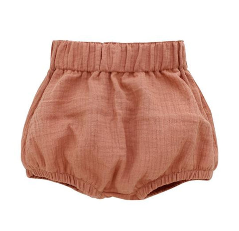 Emerson & Friends Gauze Baby Bloomers - Blush