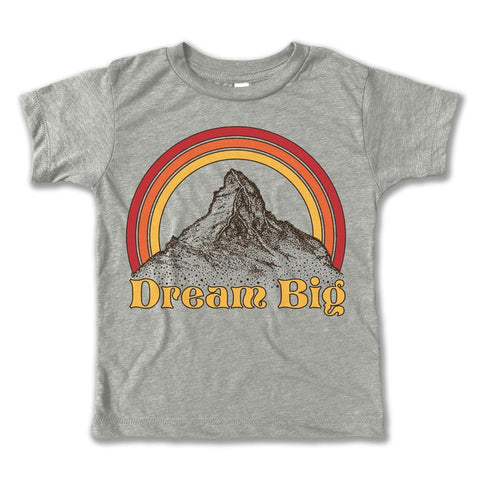 Rivet Apparel Short Sleeve Tee - Dream Big