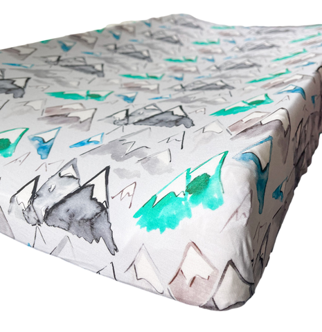 Birdie Bean Changing Pad Cover - Everest PRESALE