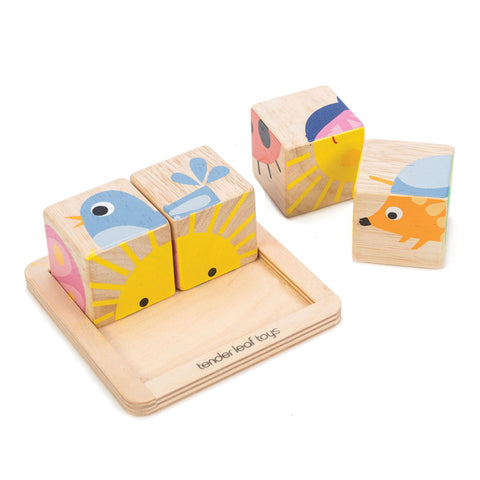 Tender Leaf Toys - Baby Blocks - Let Them Be Little, A Baby & Children's Boutique