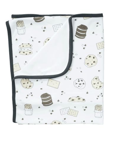 Baby Noomie Double Layer Blanket - Cookies