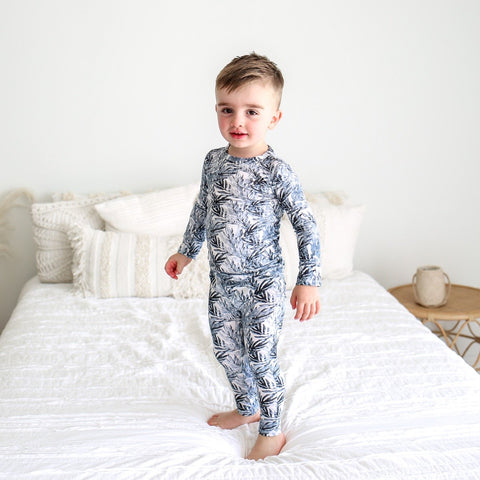 Posh Peanut 2 Piece PJ Set - Jared
