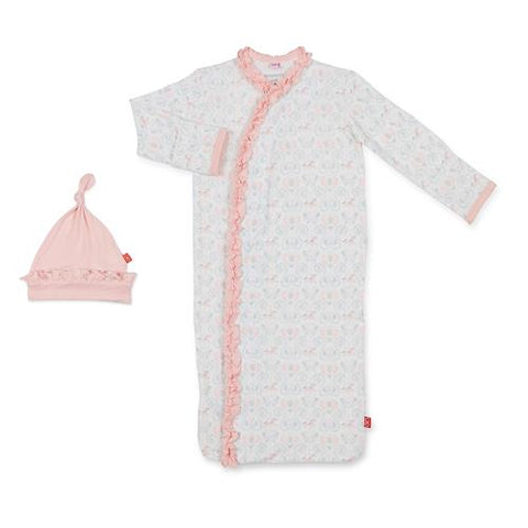 Magnetic Me Modal Sack Gown & Hat Set - Carousel