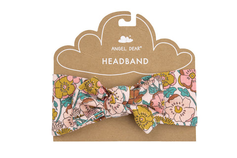 Angel Dear Muslin Headband - Flower Child