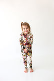 Posh Peanut Henley Long Sleeve 2 Piece PJ Set - Corinne - Let Them Be Little, A Baby & Children's Boutique