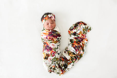 Posh Peanut Infant Swaddle Set - Corinne