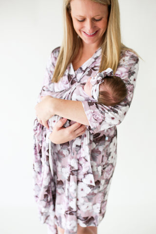 Posh Peanut Mommy Robe - Nikki