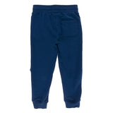 Kickee Pants Solid Fleece Tapered Sweatpants - Navy
