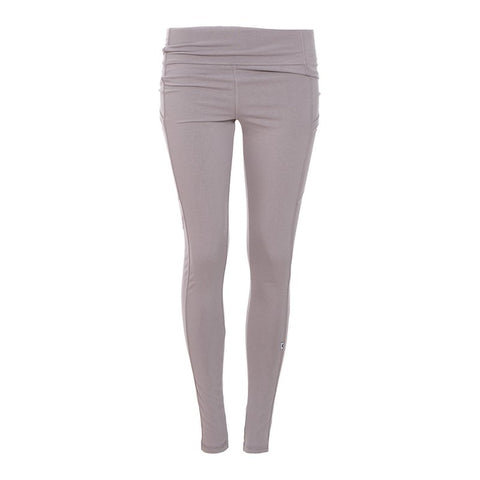 Kickee Pants Solid Luxe Leggings with Pockets - Feather