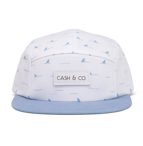 Cash & Co. Youth Snapback - The Great White