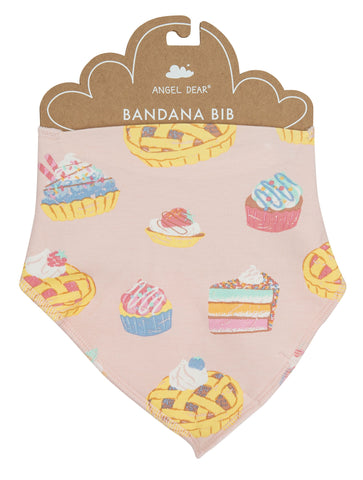 Angel Dear Bamboo Bandana Bib - Sweetie Pies - Let Them Be Little, A Baby & Children's Boutique