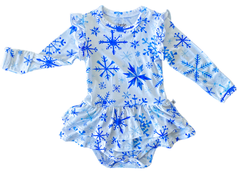 Birdie Bean Birdie Dress - Frost