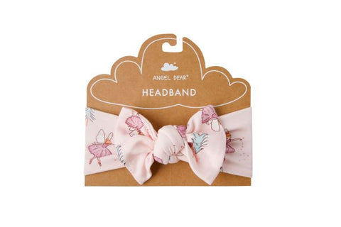 Angel Dear Bamboo Headband - Sugarplum Fairies