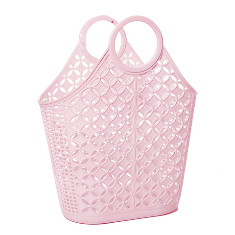 Sun Jellies Atomic Tote - Pink - Let Them Be Little, A Baby & Children's Boutique
