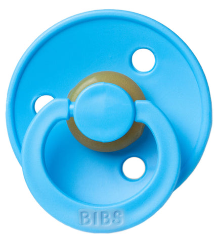 Bibs Pacifier - Clear Water - Let Them Be Little, A Baby & Children's Boutique