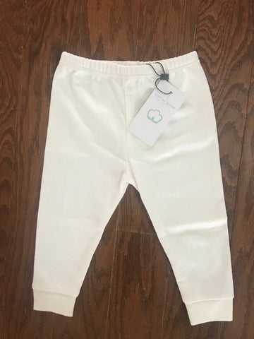 Cotton Bloom Pants - Champagne (Creamy White) - Let Them Be Little, A Baby & Children's Boutique