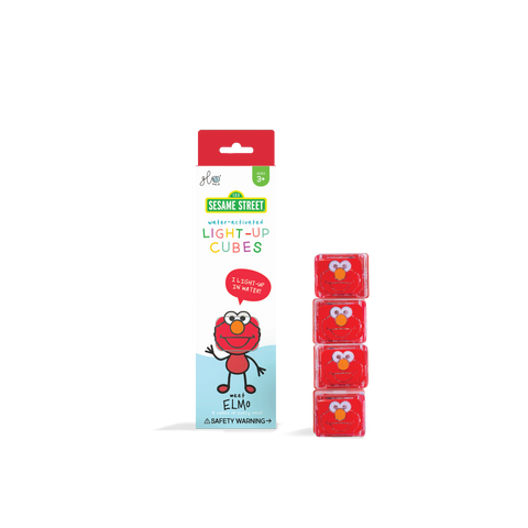 Glo Pals Light up Cubes - Sesame Street Elmo - Let Them Be Little, A Baby & Children's Clothing Boutique