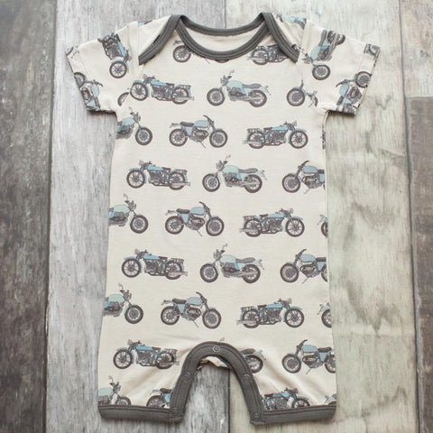 Bestaroo Shortall - Motorcycle