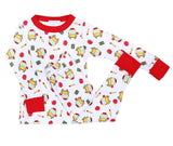 Magnolia Baby Long Sleeve PJ Set - Smarty Pants