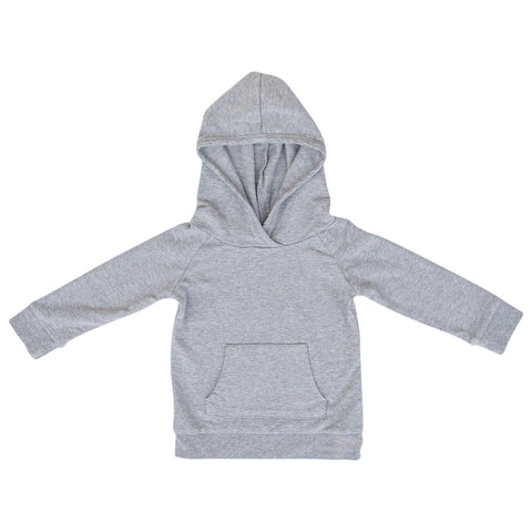 Lark Adventurewear The Coziest Hoodie - Heather Grey