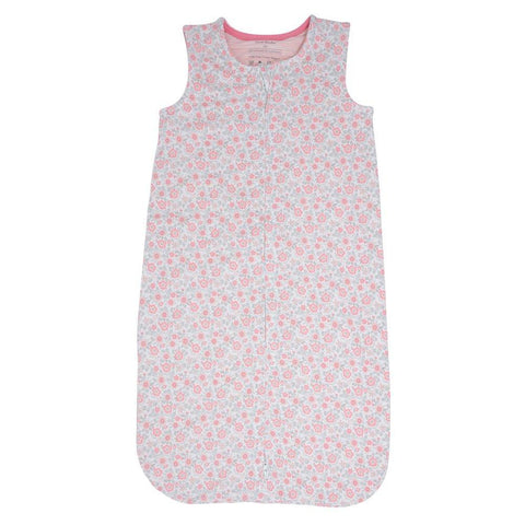 Sweet Bamboo Sleep Sak - Flowers Pink (Non-Poly Filled Version) - Let Them Be Little, A Baby & Children's Boutique