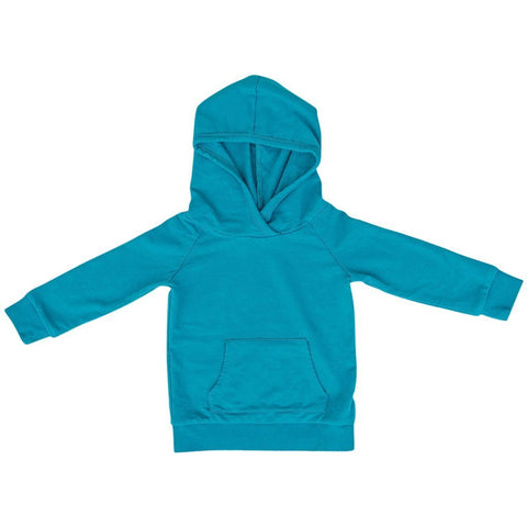 Lark Adventurewear The Coziest Hoodie - Deep Sea - Let Them Be Little, A Baby & Children's Boutique