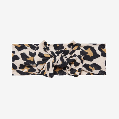Posh Peanut Headwrap - Lana Leopard - Let Them Be Little, A Baby & Children's Boutique