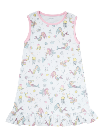 Baby Noomie Sleeveless Dress - Mermaids