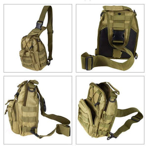 MILITARY STYLE TACTICAL SLING BAGPACK - SHOPYRO